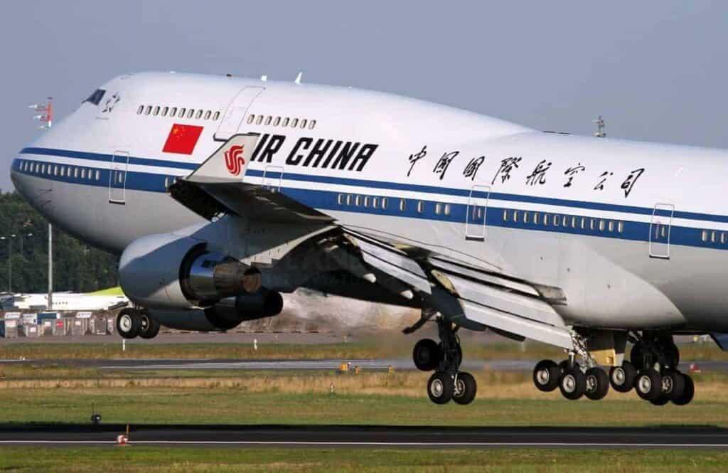Dédouanement Chine