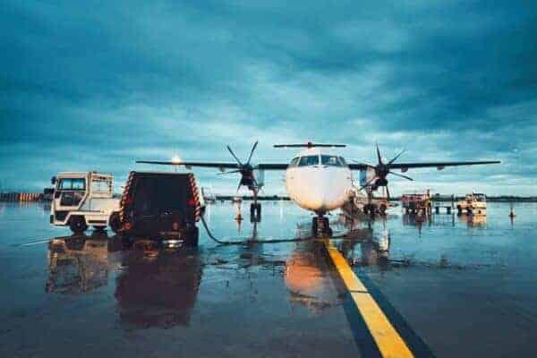 Urgentní Air Charter letecká přeprava z ČR do Anglie