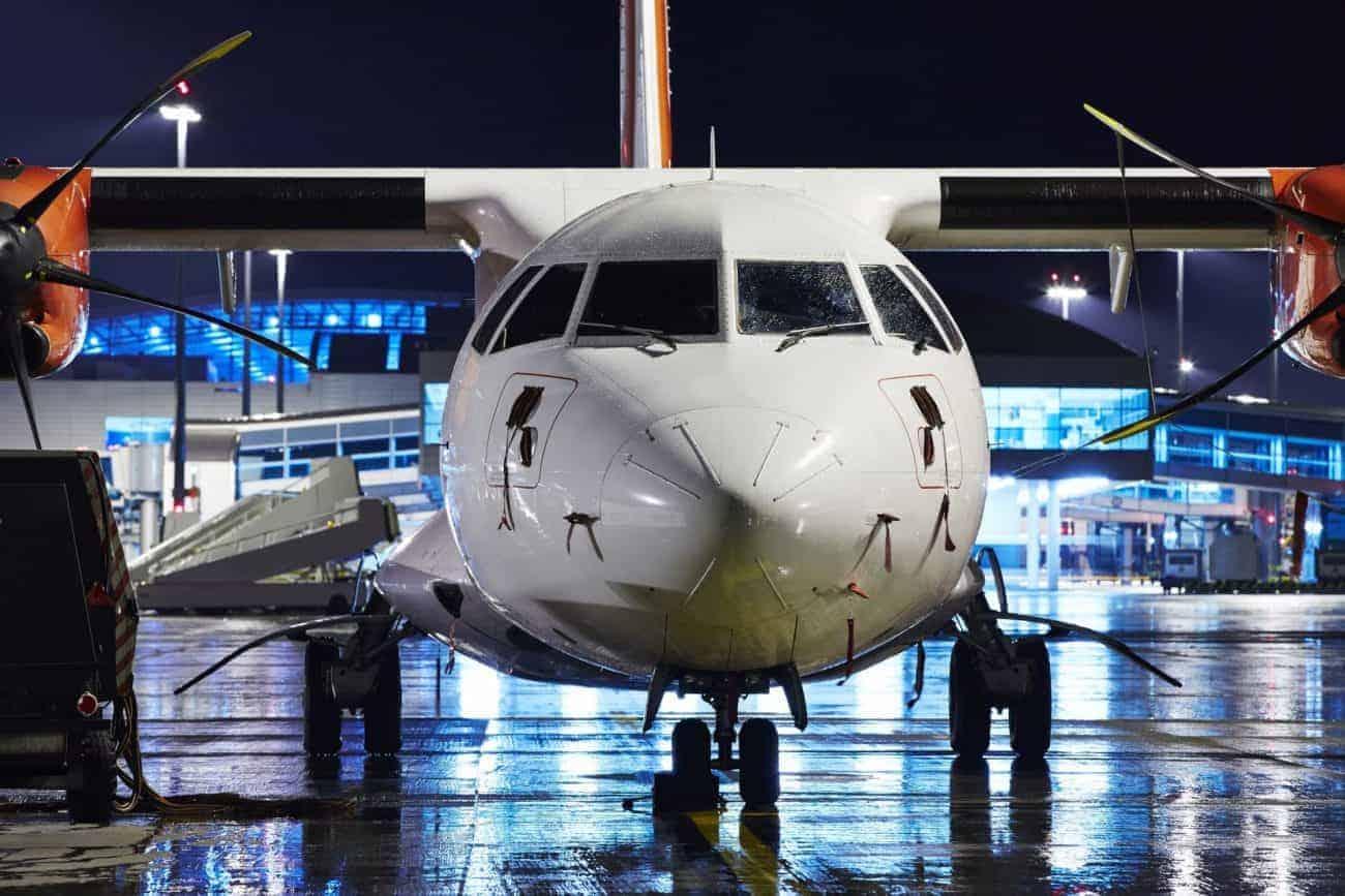 Avion dédié ou vol charter pour le transport de votre marchandise par avion