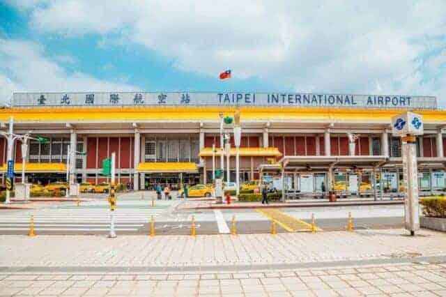 Taiwan - Priority freight
