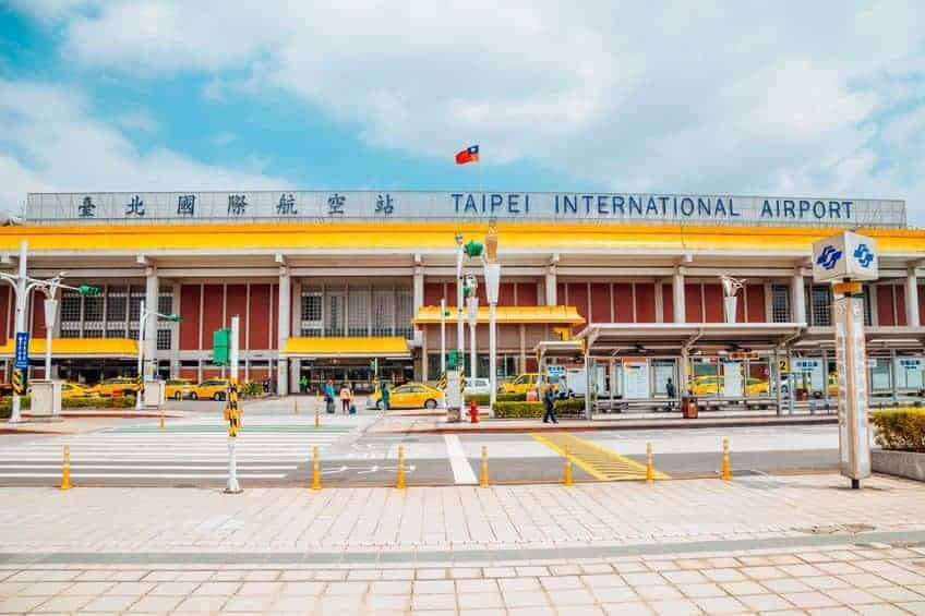 Taiwán - Transporte aéreo urgente
