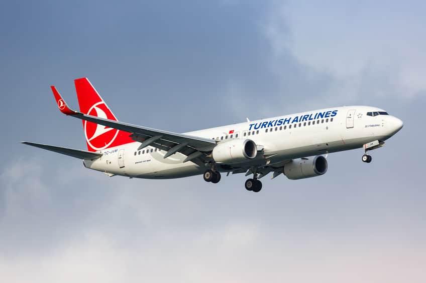 Letecké přepravy - příklady