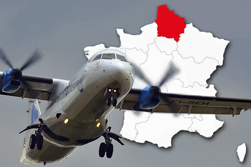 Air Charter - Aéroports Hauts-de-France